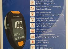 أجهزة قياس السكر الالكترونية