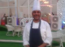 طباخ مصري