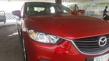 Mazda 6 2016 ممشي قليل