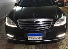 للايجار سيارة مرسيدسs500  2013