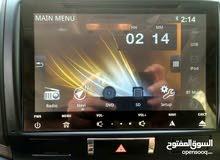 شاشة سيارة اندر ويد لاندكروزر 2014 جديد