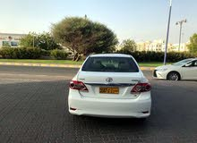 White Toyota Corolla 2013 for sale