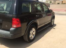 Blue Ford Explorer 2005 for sale