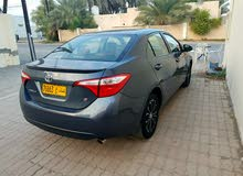 Toyota Corolla 2015 For sale - Grey color