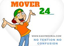 PROFESSIONAL EASY MOVERS AND PACKERS