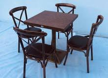 طاولات وكراسي للمطاعم الفنادق