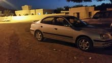Gasoline Fuel/Power   Hyundai Elantra 2005