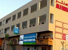 محلات ومكاتب تجارية للايجار في الهملة