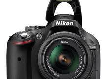 عايزة الكاميرا دي نيكون d5200