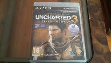 لعبة Uncharted 3 مستعملة