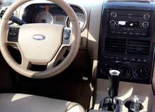 Gasoline Fuel/Power   Ford Explorer 2007