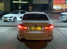 Gasoline Fuel/Power   BMW 520 2014
