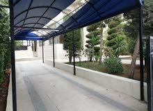 شقة مفروشة فاخرة للإيجار في دير غبار طابق ارضي