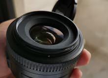 عدسة نيكون 35ملم  Nikon 35mm F1.8G