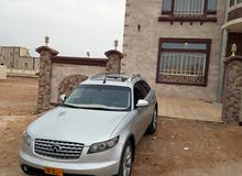 Infiniti FX45 car is available for sale, the car is in Used condition