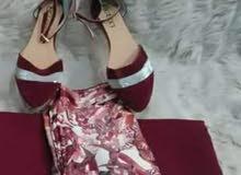 صندلة فولار ثوب