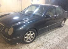 Used condition Mercedes Benz E 320 2002 with  km mileage