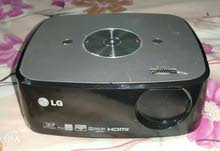LG LED Projector HX300G