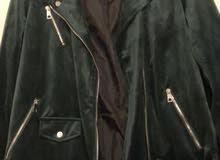 Velvet Green Jacket