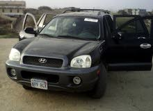 Automatic Black Hyundai 2004 for sale