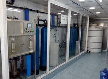 محطة مياه للبيع