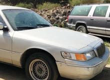 Silver Mercury Grand Marquis 2002 for sale