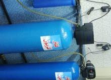 محطة تنقية وتحلية مياه