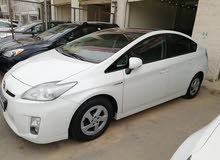 Toyota Prius 2012 For sale - Beige color