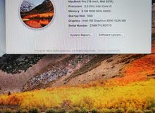 "MacBook Pro Mid 2012,13"""