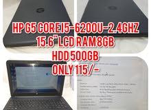 Core i5-6200u, 8GB Ram