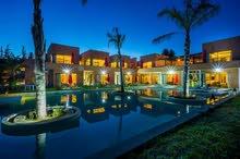 قصر فخم للإيجار 11 جناح بمدينة مراكش المغربية