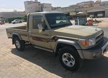 2013 Used Land Cruiser Pickup with Manual transmission is available for sale