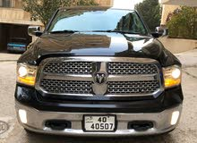 Automatic Black Dodge 2014 for sale