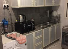 More than 5  apartment for rent with 1 rooms - Hawally city Salmiya