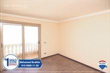 شقة مرخصة للبيع 330م جليم (ش أبوقير الرئيسى - ناصية) اول سكن