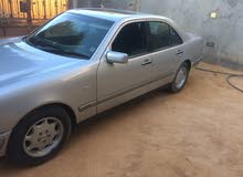 Used condition Mercedes Benz E 200 1996 with +200,000 km mileage