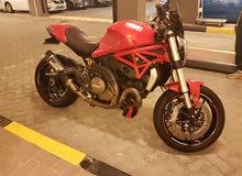 Ducati monster 1200 2016 registered in 2017