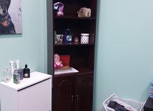 Book shelf and storage