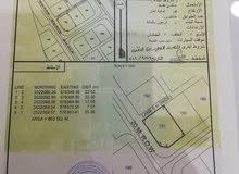للبيع ارض سكنية أزكى كورنر السياحي 4