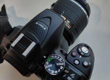 Nikon D5300 + lens 18_55 like new