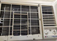 LG air conditioning well maintained and clean