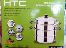 HTC steamer Double Layer