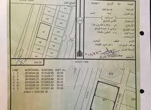 سكني تجاري السيب سلطنة عمان مساحة 1200 متر المعبيلة