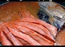 مالح سمك