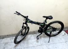 دراجه هوائيه Thunder Bieo