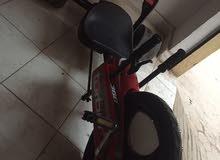 دراجه اطفال مستورده بحاله الزيرو