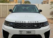 Range Rover Sports SVR 2020