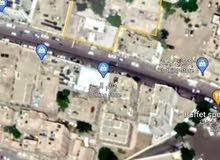 في قلب شارع القصر الجمهوري 65لبنه واجهتها 50مترعلى الشارع الرئيسي،عرض للمستثمرين