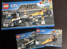 LEGO CITY Construction Toy