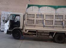 نقل عفش واثاث والبضائع داخل وخارج الرياض